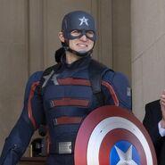 Chumlee Simonson (Captain America)