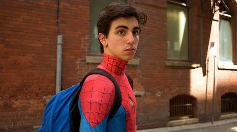 Spider-Man Rise of a Legacy (Fan Film)