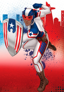 Patriot 2 Marvel Revolution