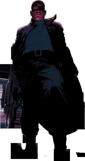 Nick Fury (Earth-1691)