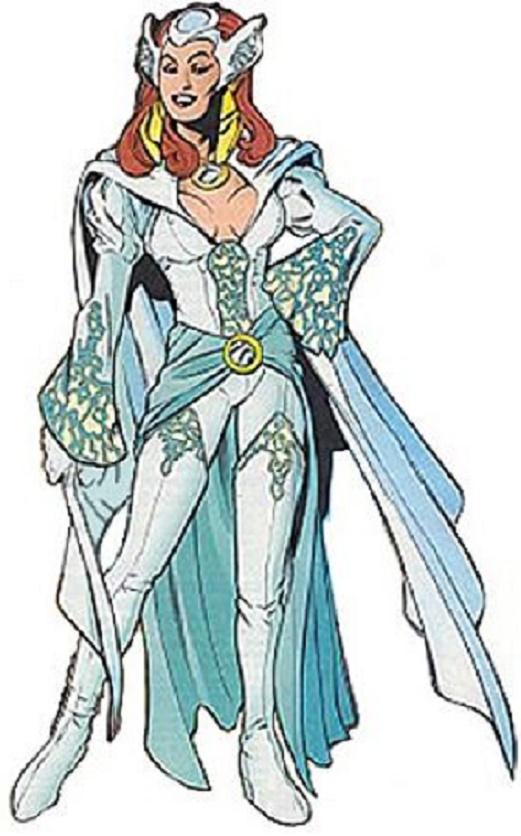 Adrienne Frost (Earth-2299)