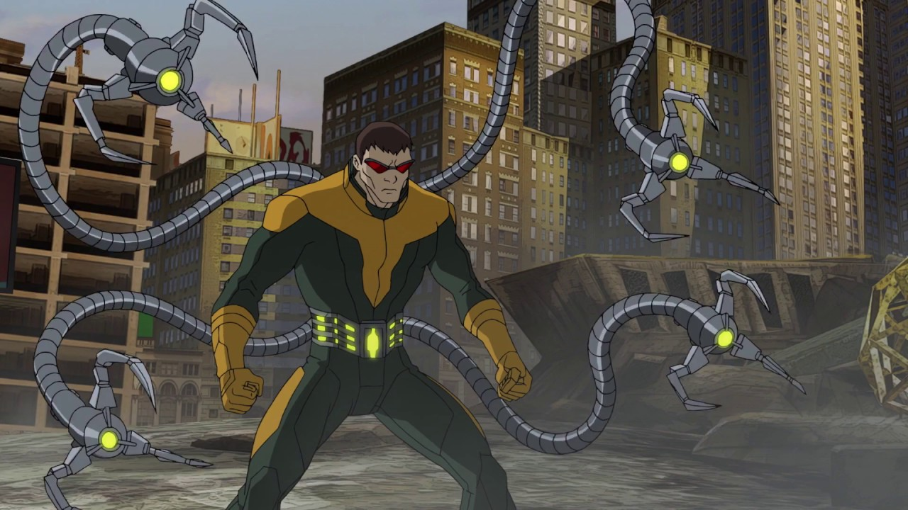 Otto Octavius Earth 10   Marvel Fanon   Fandom