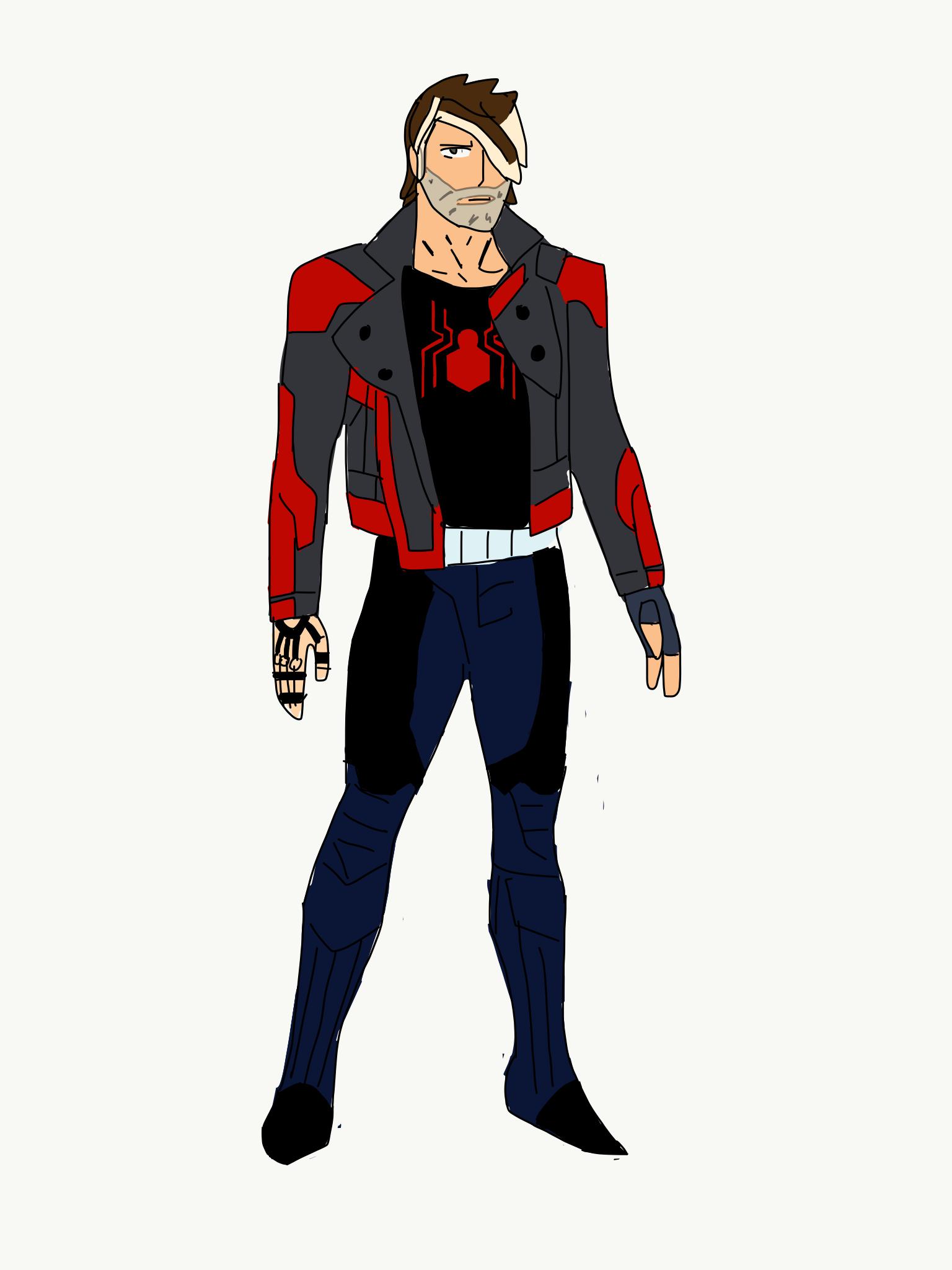Chase Hunter (Earth-61529)