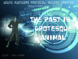The Past is a Grotesque Animal (YA)