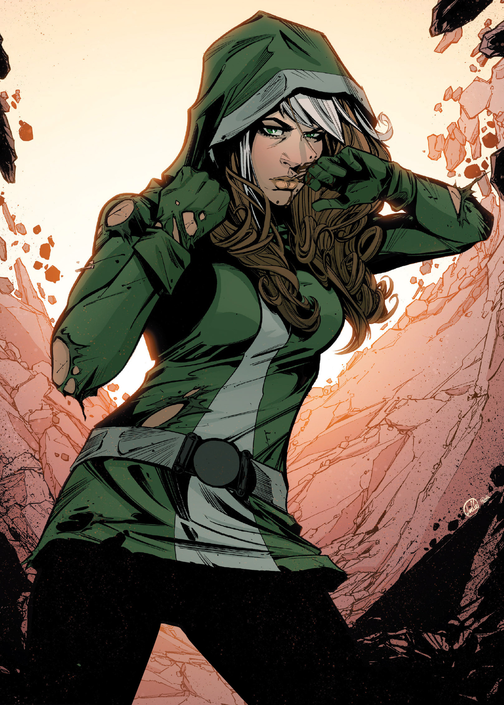 Marian Carlyle (Earth-101)