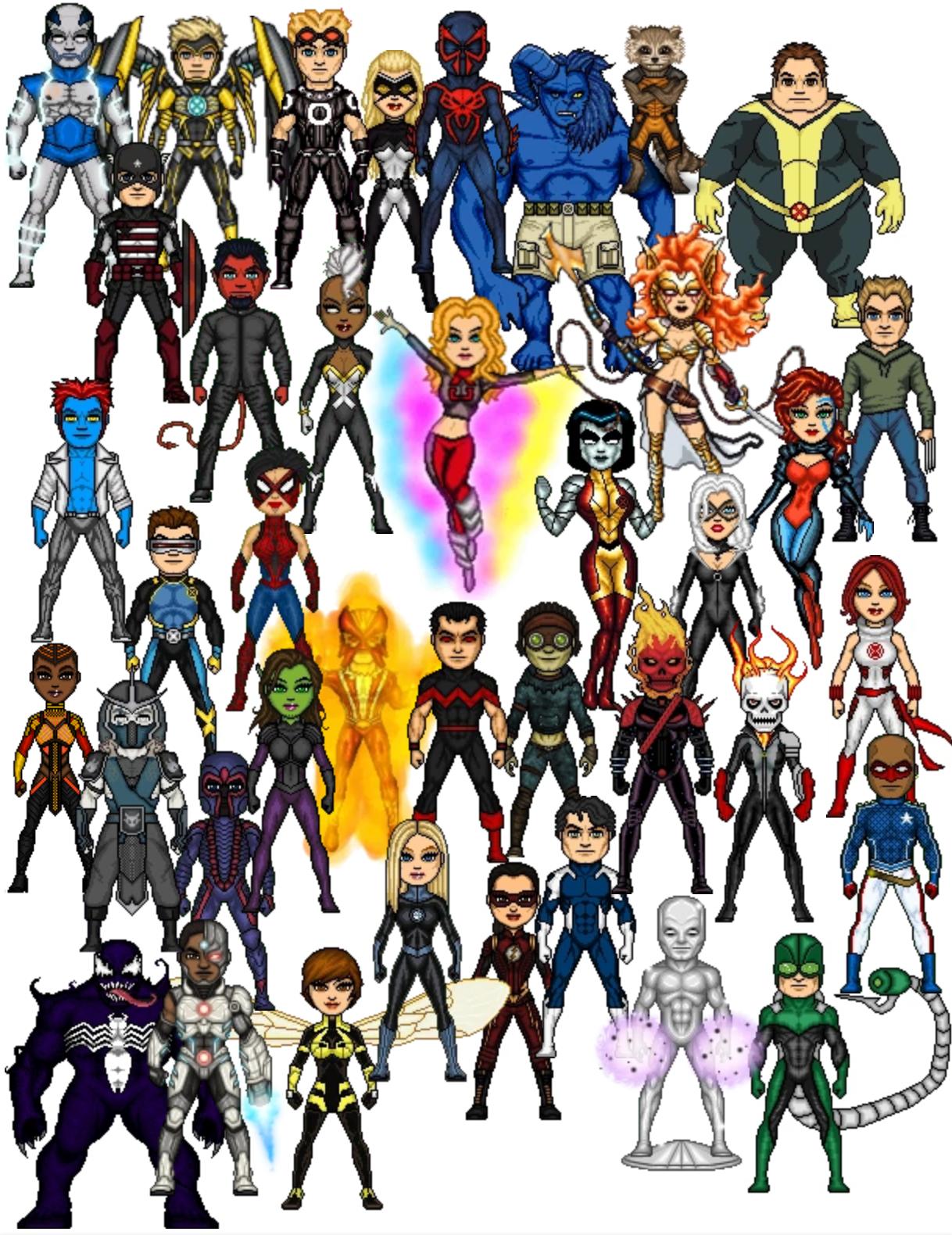 Team X (Multiverse)