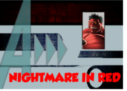 Nightmare in Red (A!)