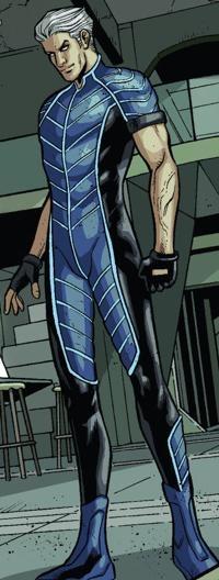 Quicksilver (New 52)