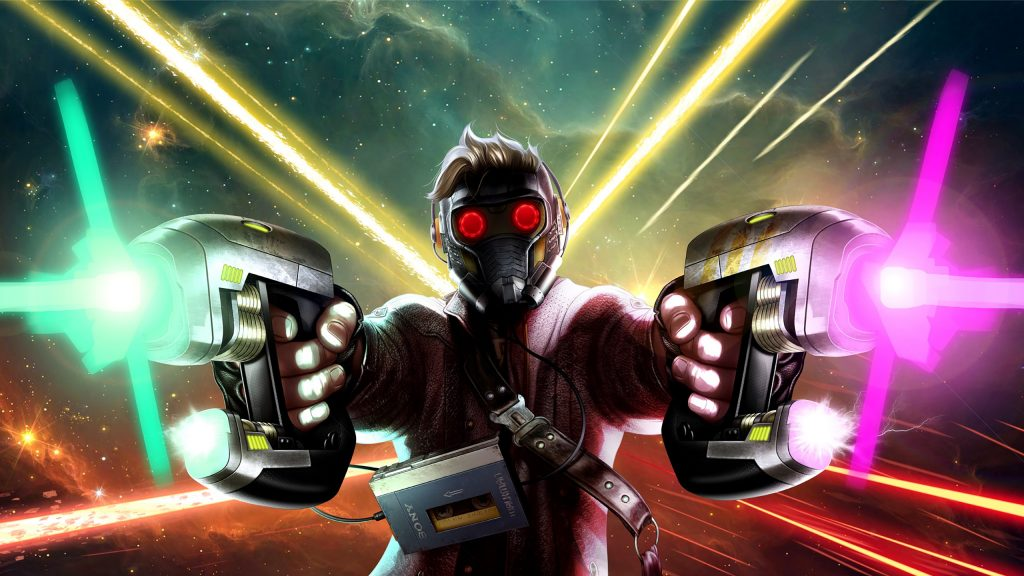 Peter Quill (Earth-101)