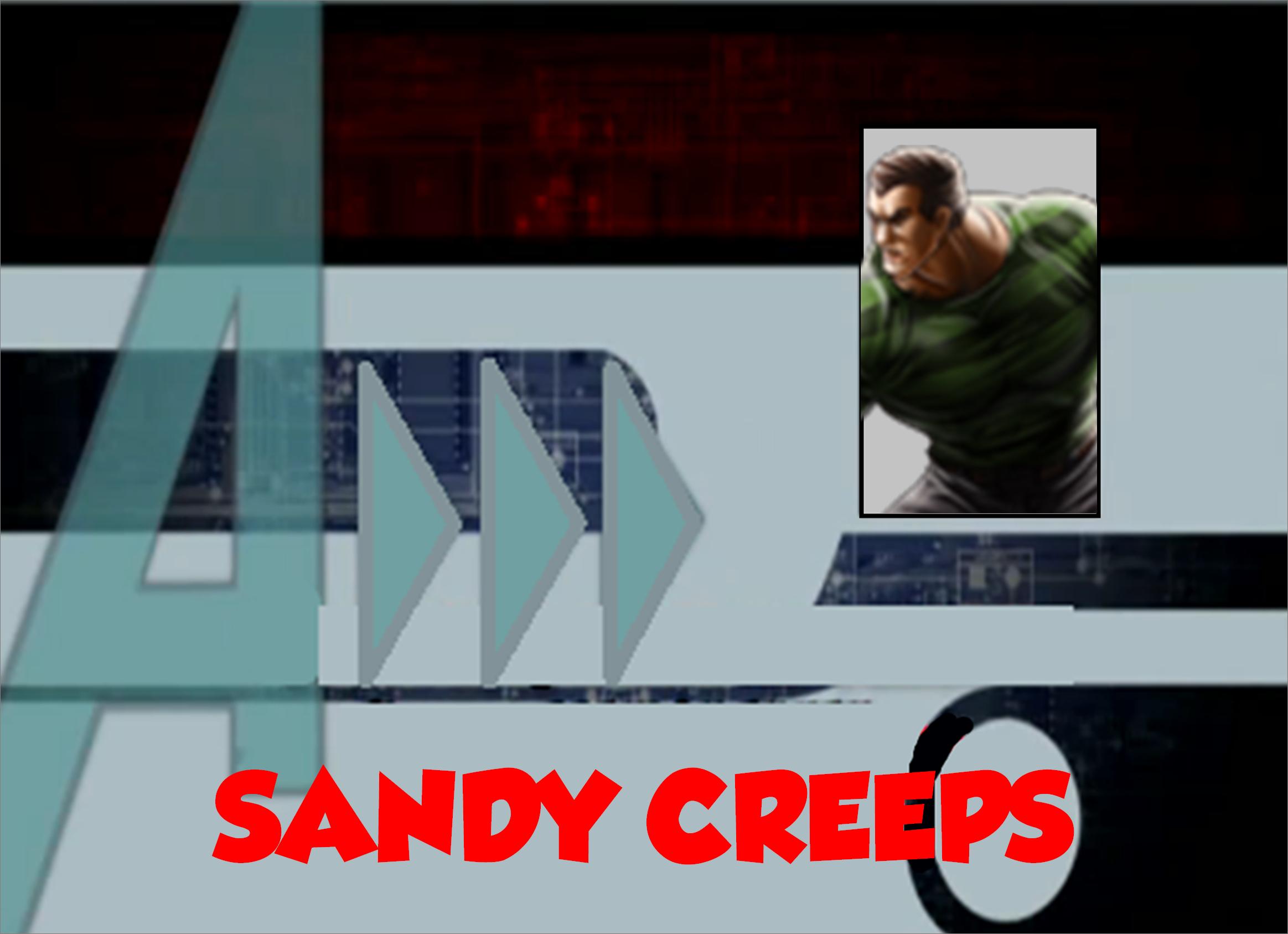 Sandy Creeps (A!)