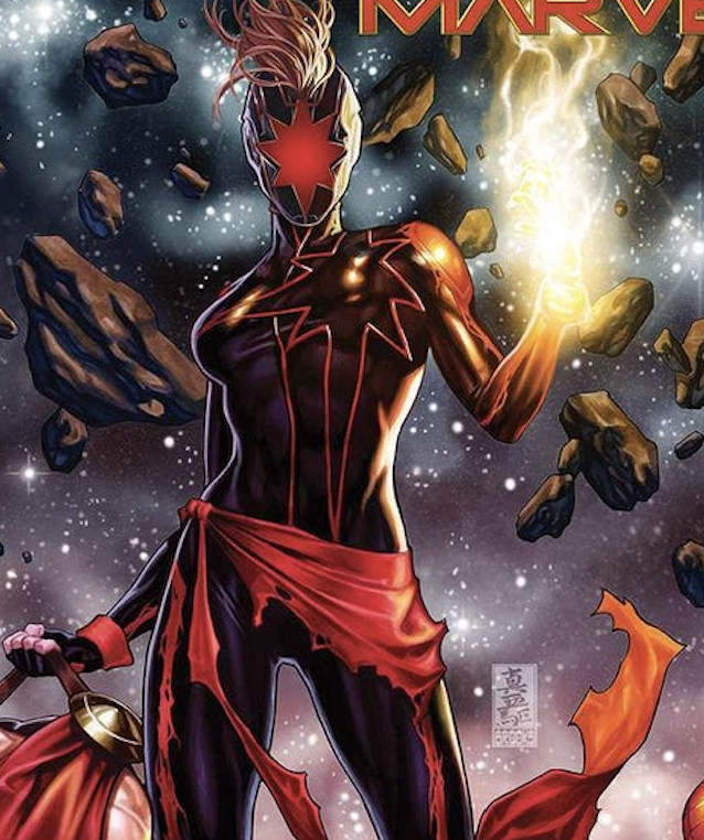 Carol Danvers (Earth-101)