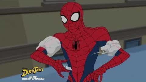 Marvel's Spider-Man The spectacular Spider-Man style intro-1