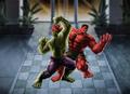 HulkPunchesRulk-SeeingRed