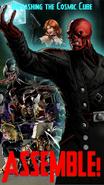 Dark Avengers Poster