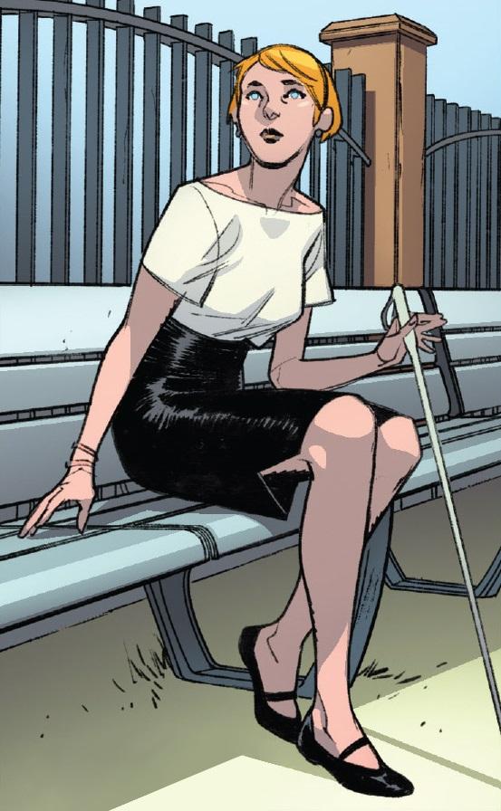 Alicia Masters (Earth-101)