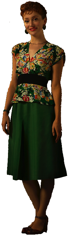 Ana Jarvis (Earth-1010)