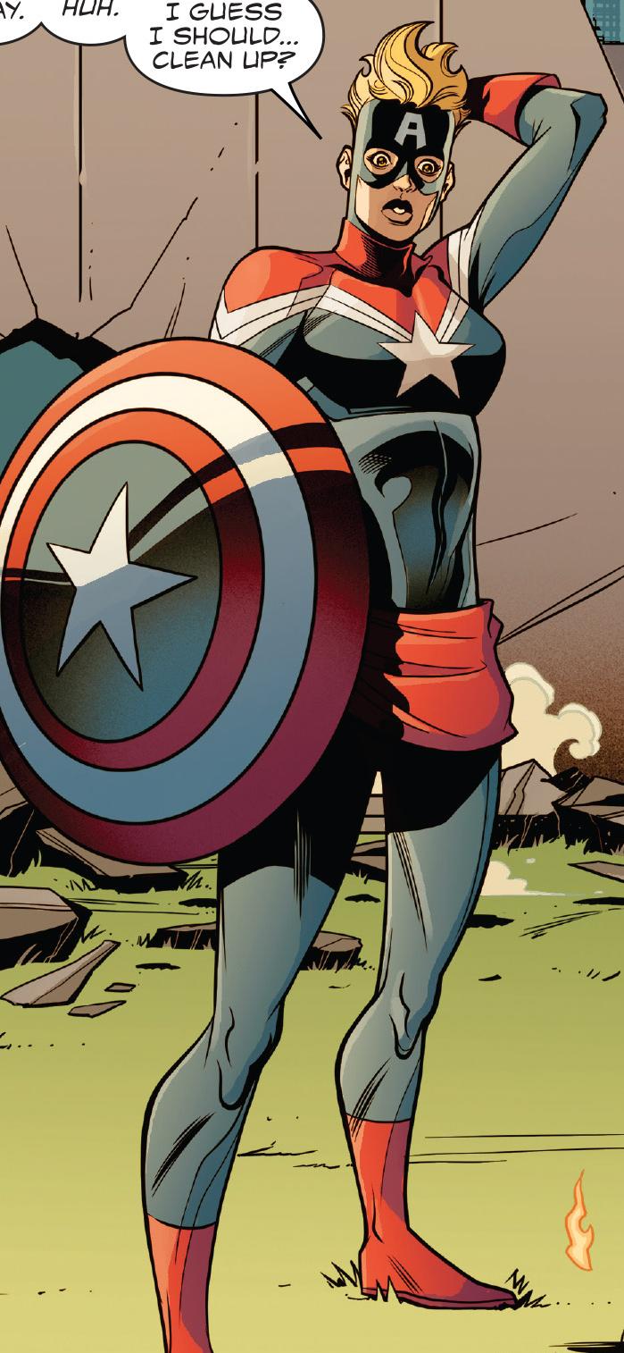 Carol Danvers (Earth-50501)