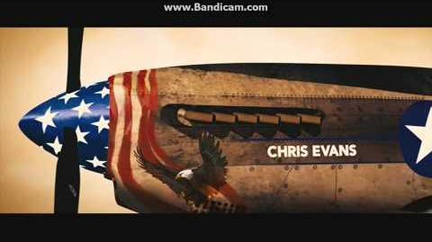 Captain America End Credits Theme