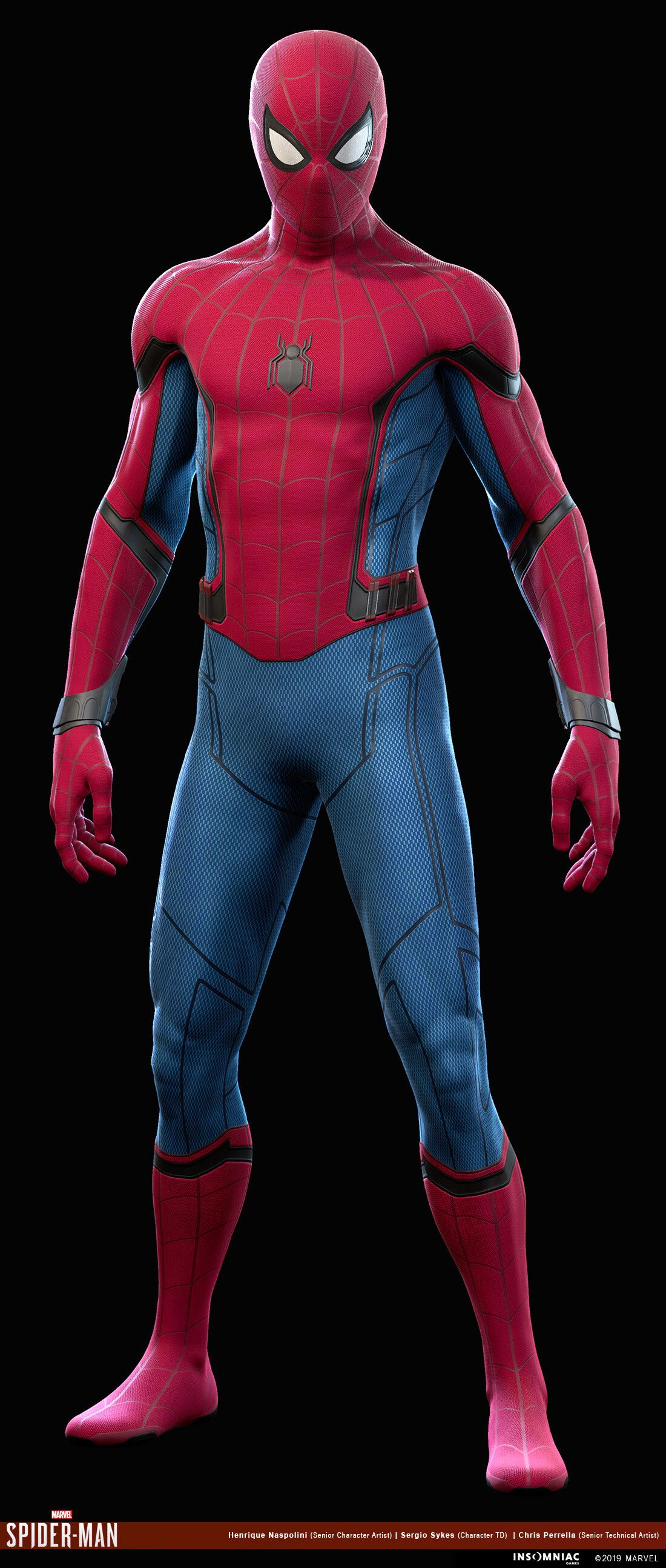 Spider-Man: Heroes and Villains/Stark Suit