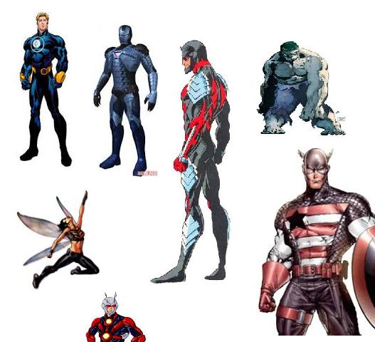 Avengers (Earth-606)
