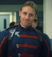 Chumlee Simonson (Captain America-No Helmet)