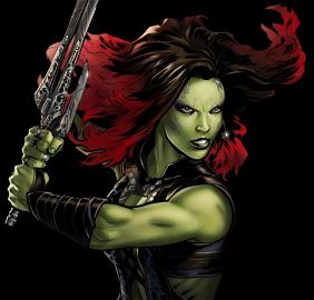 Gamora (Earth-1010)