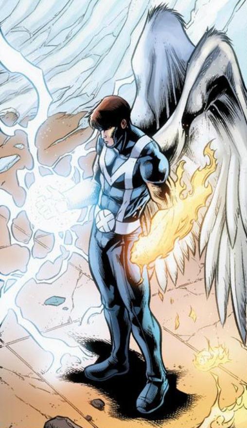Calvin Rankin (Marvel NEW!)