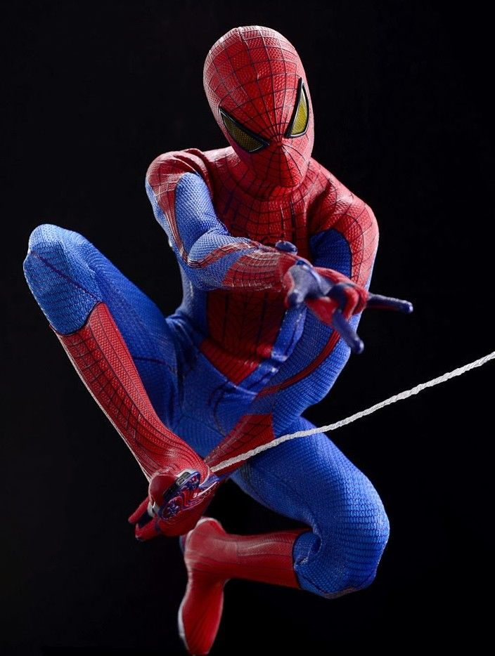 Spider-Man: Heroes and Villains/Amazing Suit
