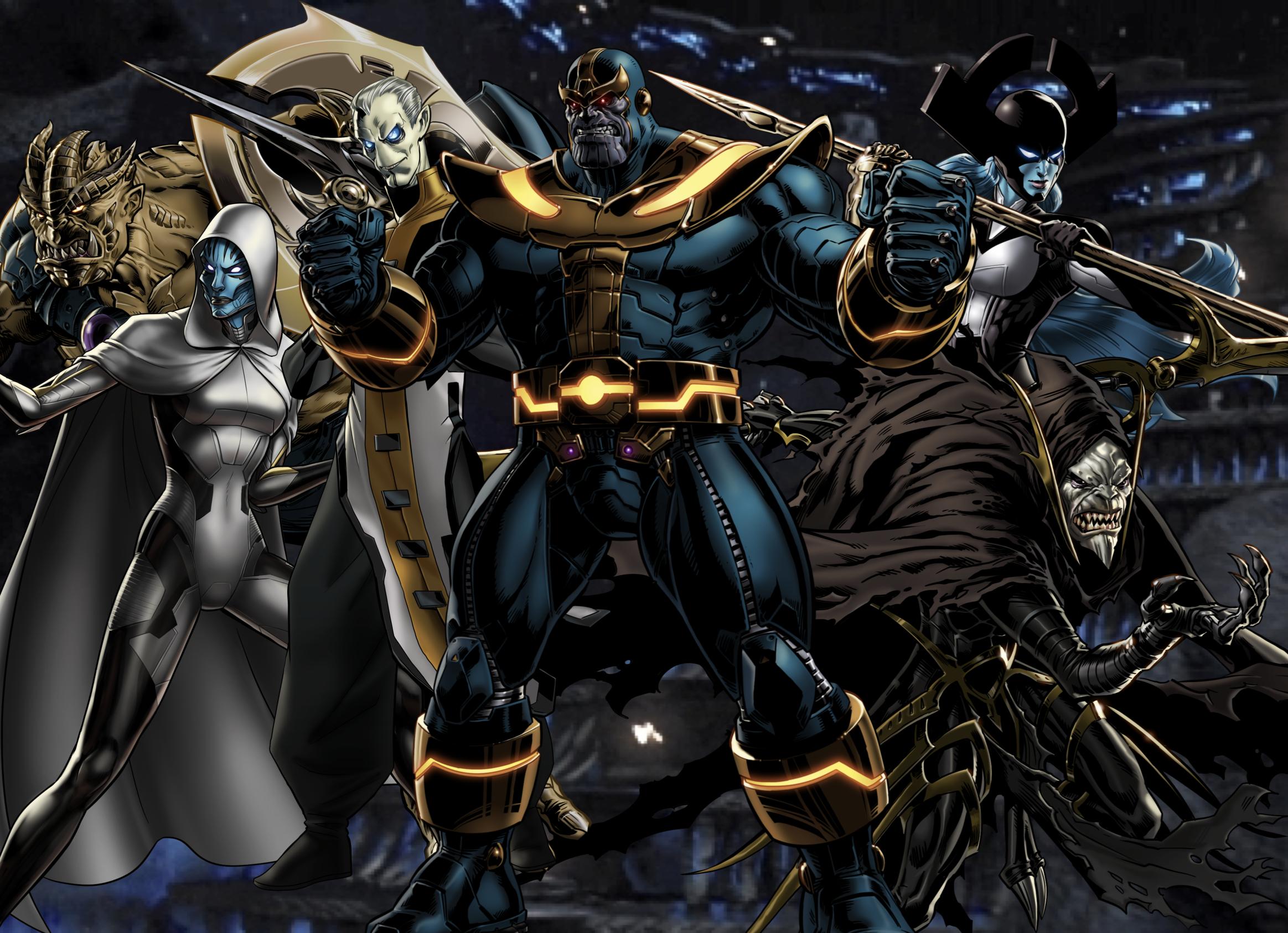 Black Order (Earth-1010)