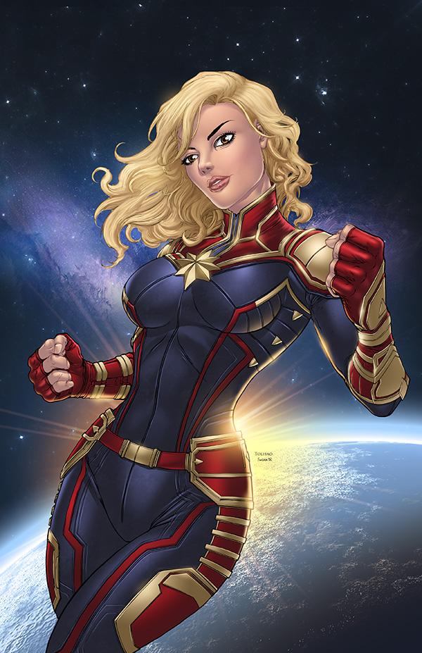 Carol Danvers (Earth-7090)