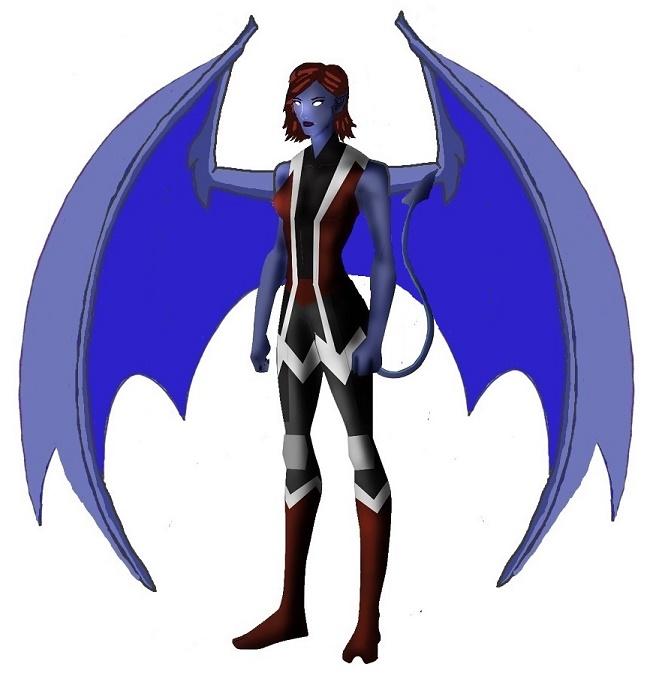 Talia Josephine Darkhölme (Earth-29106)