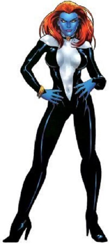 Raven Darkholme (Earth-2299)