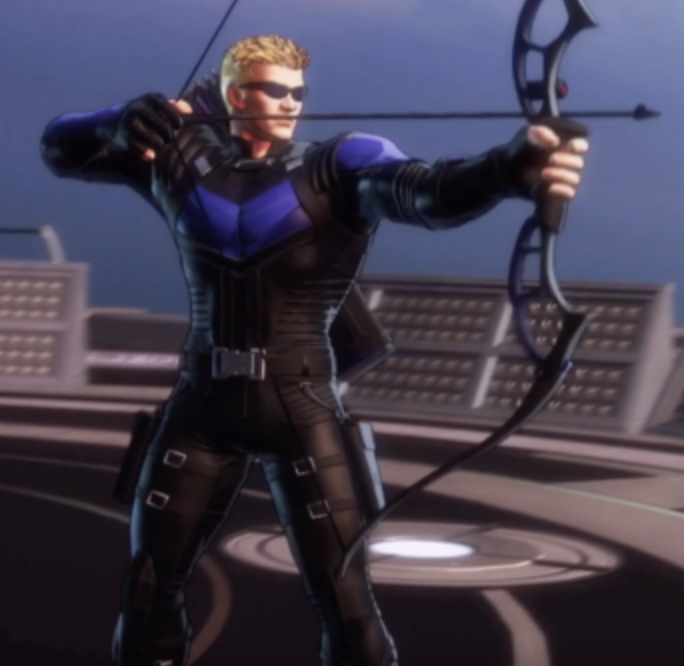 Clint Barton (Earth-6110)