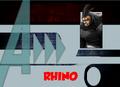 Rhino (A!)