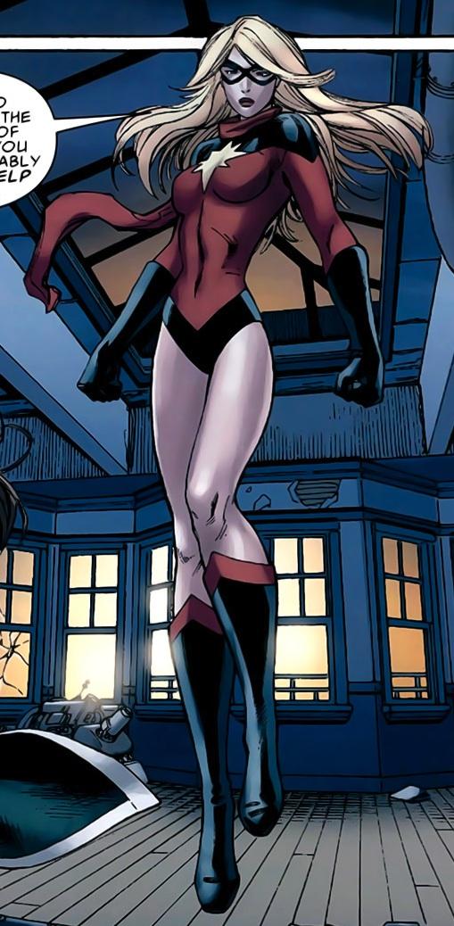Karla Sofen (Marvel NEW!)