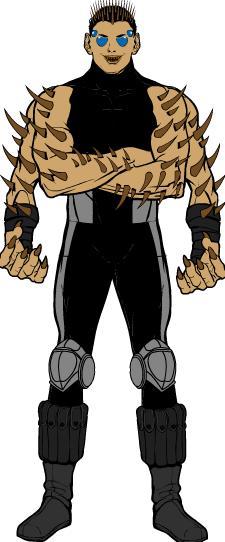 Jason Rei (Earth-69112)