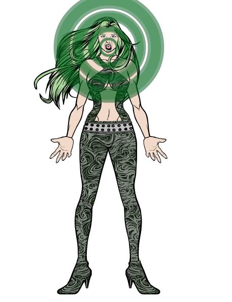 Veronica Savage (Earth-515)