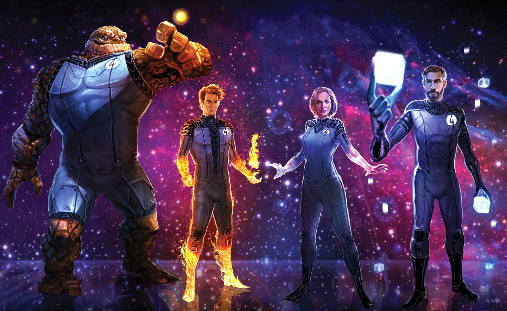 Fantastic Four (Earth-199999)