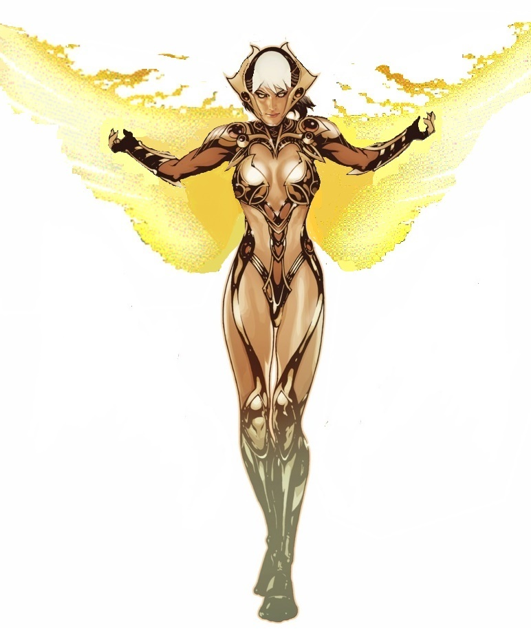 Uriel Lan (Earth-2199)