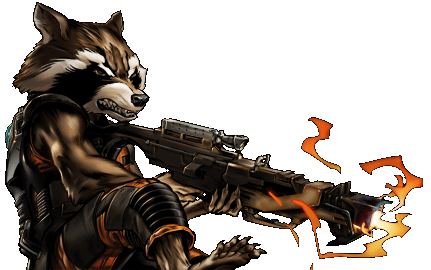 Rocket Raccoon (Earth-1010)