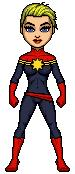 Carol Danvers (Marvel NEW!)