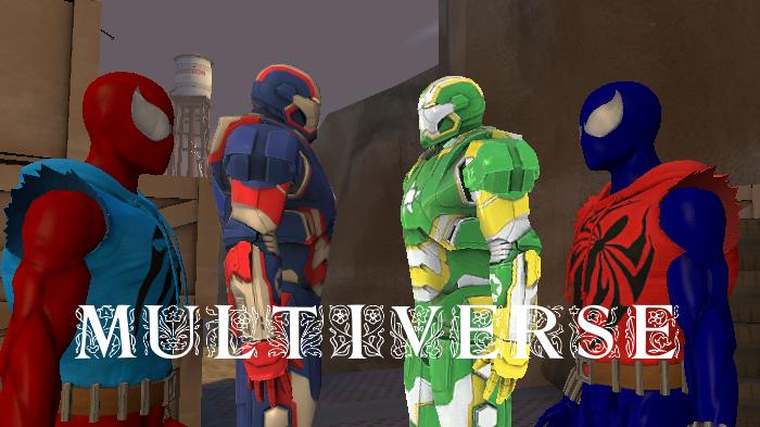 Marvel Multiverse (SFM Animated Series)