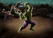 HulkVsAres-GoW