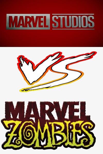 Marvel Studios VS Marvel Zombies