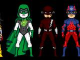 Justice League 3000 (Fan Fiction)