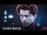 """SPIDER-MAN 3- SPIDER-VERSE - """"Teaser Trailer"""" (2021) Tom Holland, Andrew Garfield, Tobey Maguire Fan"""