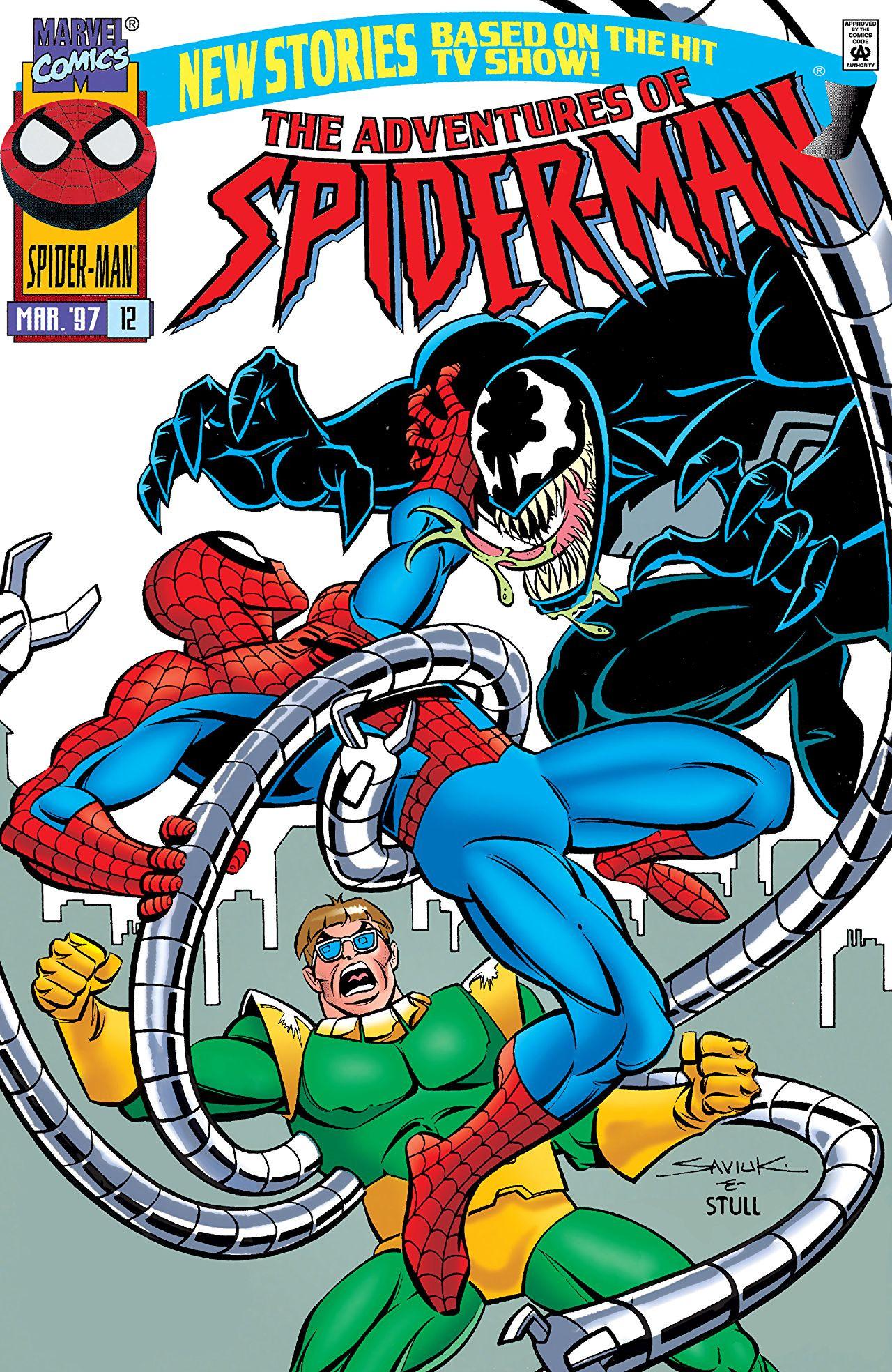 Adventures of Spider-Man Vol 1 12