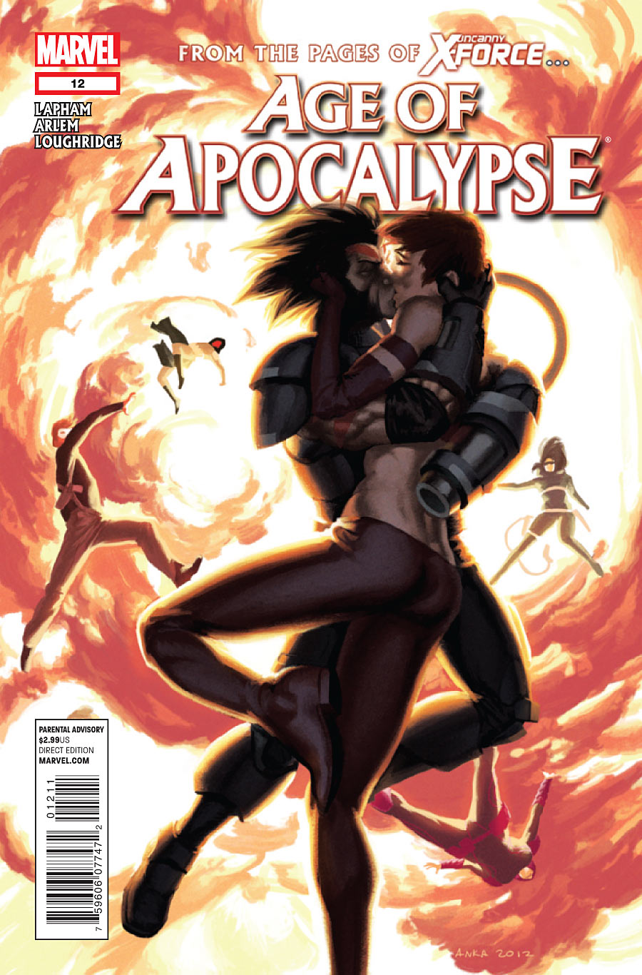 Age of Apocalypse Vol 1 12