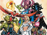 Official Handbook of the Marvel Universe A-Z Vol 1 4