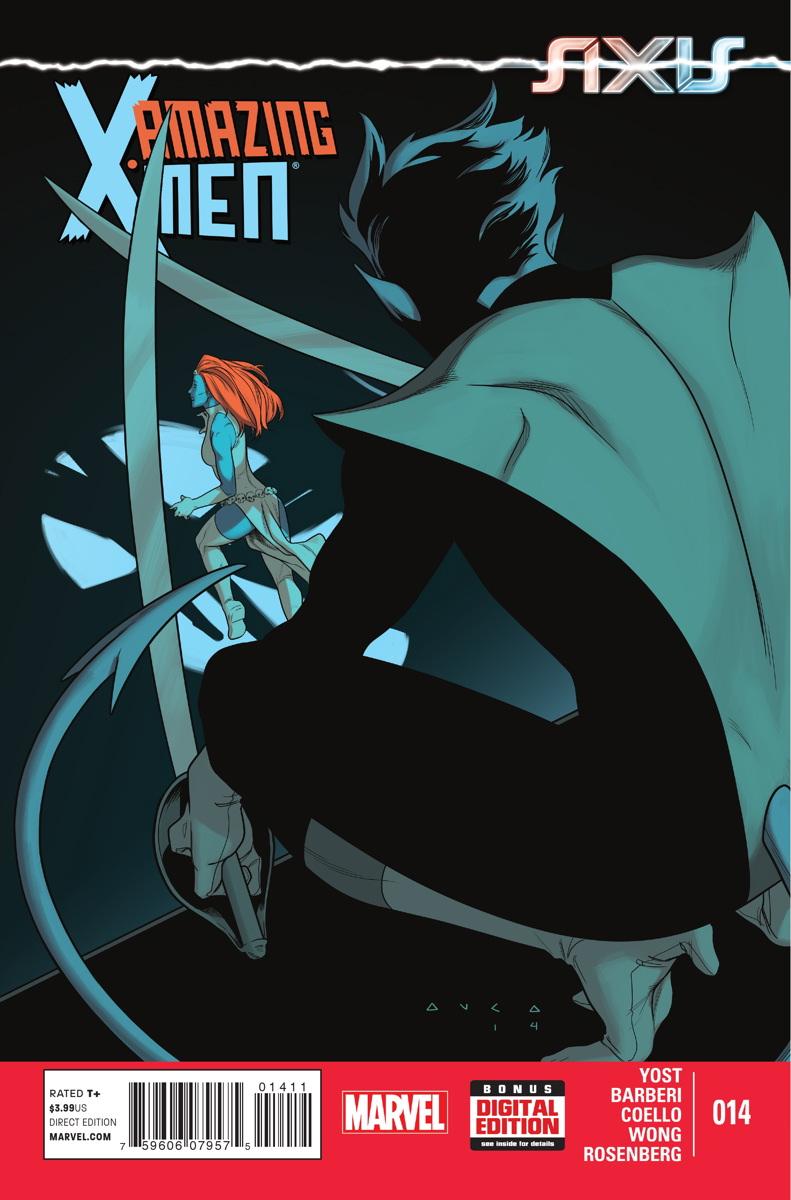 Amazing X-Men Vol 2 14